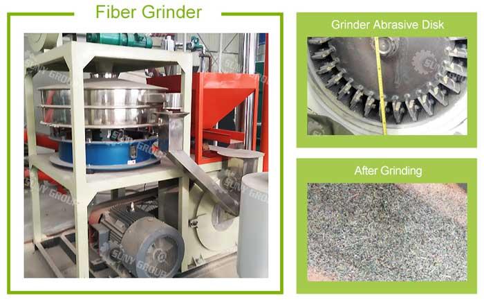Fiber Grinder