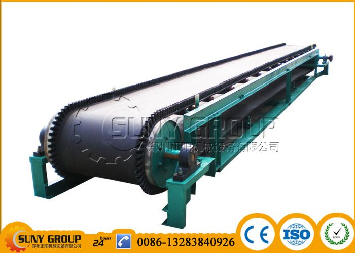 Belt magnetic separator