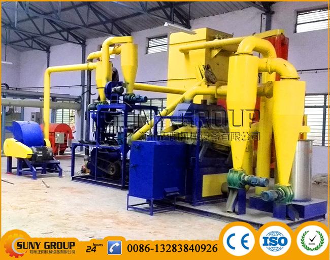 PCB-300 PCB Recycling Machine