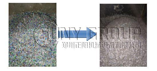 Plastic electrostatic separator2